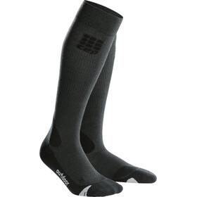 cep Pro+ Outdoor Merino Socks Damer, grey/black
